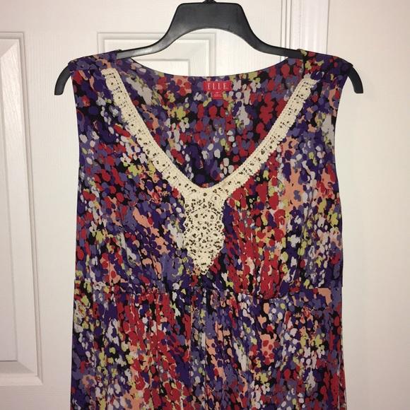 Elle Dresses & Skirts - ELLE 0X Dress